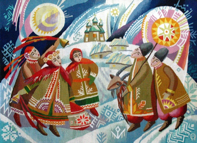 картинка славянское рождество предприятия тамбовская индейка
